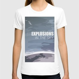 Explosions In The Sky T-shirt