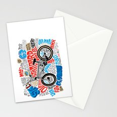 All My Bikes: STA-L Stationery Cards