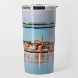 Saint John Skyline Travel Mug