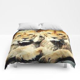 lion's harmoni Comforters