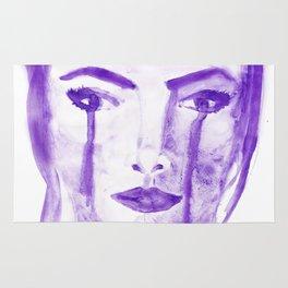Violet Silence Rug