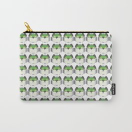 Green Lion Carry-All Pouch