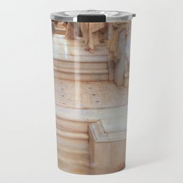 A Favourite Custom 1909 by Sir Lawrence Alma Tadema | Reproduction Travel Mug