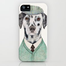 Dalmatian Mint iPhone (5, 5s) Slim Case