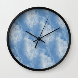 Rainy Dayz... Wall Clock