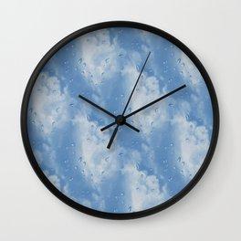 Rainy Dayz... Wall Clock