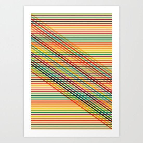 Ovrlap Art Print