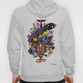 Growth part 5 Hoody