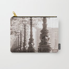 Leafy Promenade Carry-All Pouch