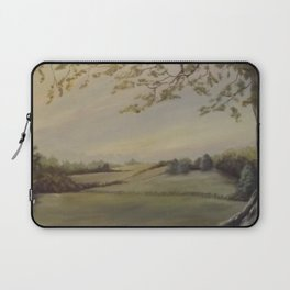 Blissful Meadow Laptop Sleeve