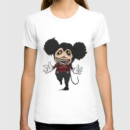 Mickey walking dead. T-shirt