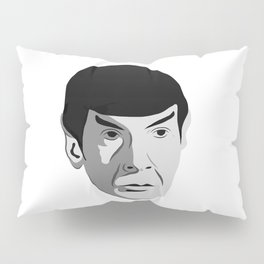 Highly Illogical Pillow Sham
