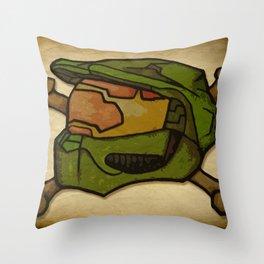 117 Throw Pillow