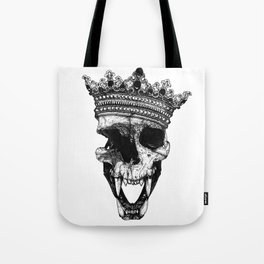 Ancients Kings : The Lion Tote Bag