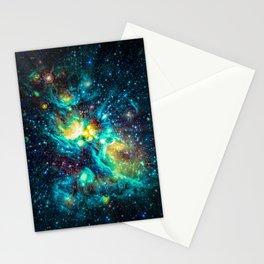 Pea Pod Nebula Stationery Cards