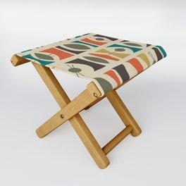 Tromen - Orange Folding Stool