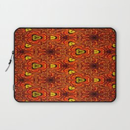 Concave Stature Pattern 6 Laptop Sleeve