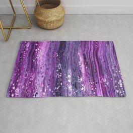 Under The Purple Sea Rug
