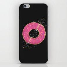 Donut Slices iPhone & iPod Skin
