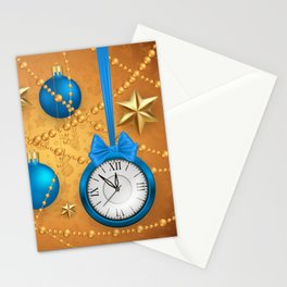 Christmas decoration Stationery Cards