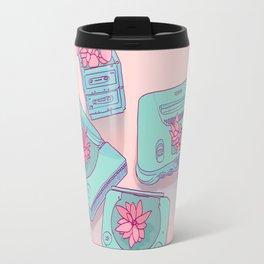 Flowers & Consoles Travel Mug