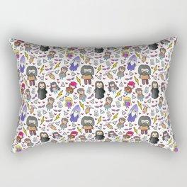 Wizards Rectangular Pillow