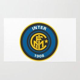 Inter Milan Logo Rug