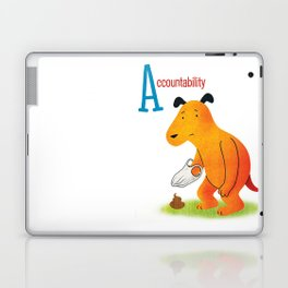 Accountability Laptop & iPad Skin