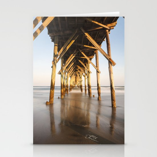Pier III Stationery Cards