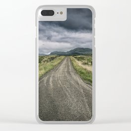 The Road to Tongue Clear iPhone Case