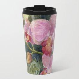 Orchid Beauty Travel Mug