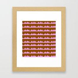 Surf! Framed Art Print