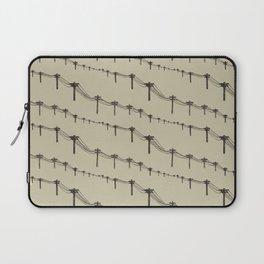 Metal Trees Laptop Sleeve