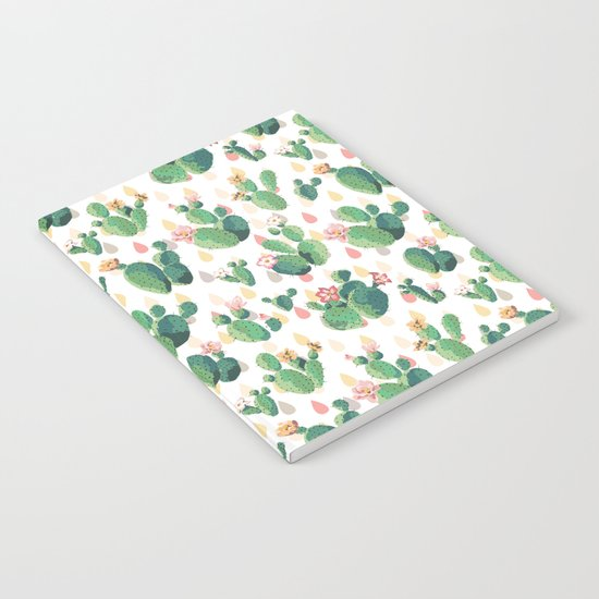 Cactus Drops Notebook