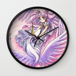 Princess Chibiusa and Pegasus Wall Clock