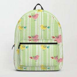 BIRDIE STRIPE Backpack