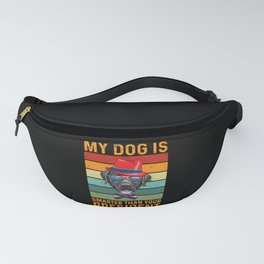 My Dog is Smarter than your President, Funny Fanny Pack