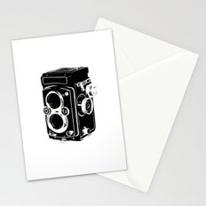 Analog power Stationery Cards
