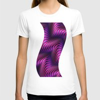 3d T-shirts featuring 3D by DagmarMarina