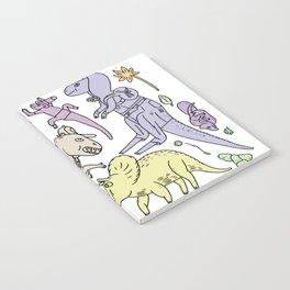 dinosaur friends Notebook