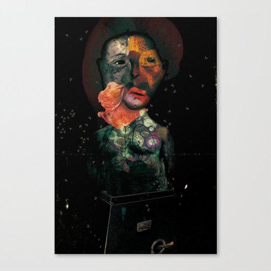 VISCERALE BOX 3 Canvas Print
