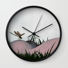 Between Rivers, Rilken No.1 Wall Clock