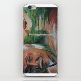 """Sapa"" Illustration Florianne Vuillamy iPhone Skin"