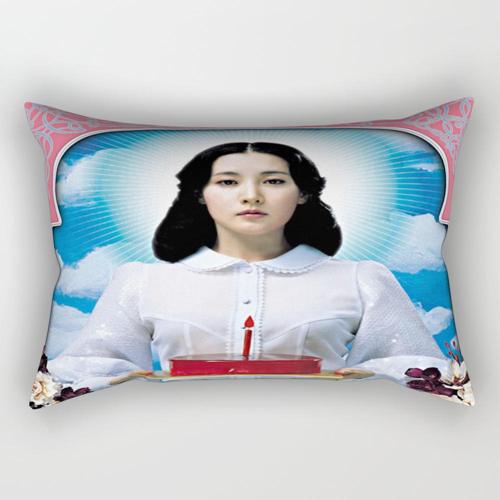Sympathy For Lady Vengeance Rectangular Pillow RPW8644171