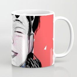 Pin Up Hapiness Coffee Mug