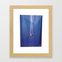 La Cura Framed Art Print