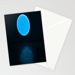 James Turrell Blue Stationery Cards