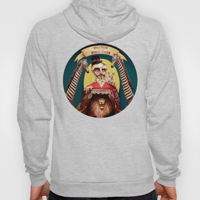 Uncle Edgar and the Hybrid Circus Hoody