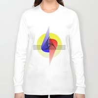fifth element Long Sleeve T-shirts featuring Element by Erik Decker