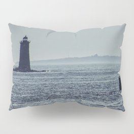 Whaleback Light Pillow Sham